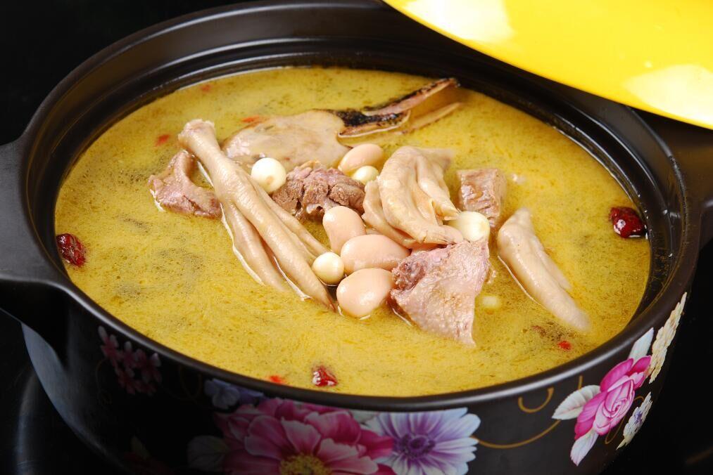 鸭棚子老鸭汤餐饮-苦藠鹅掌老鸭汤