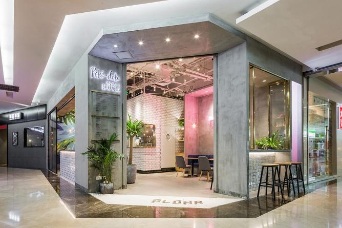 Poké-doke概念店餐饮设计-成都专业餐厅装修设计