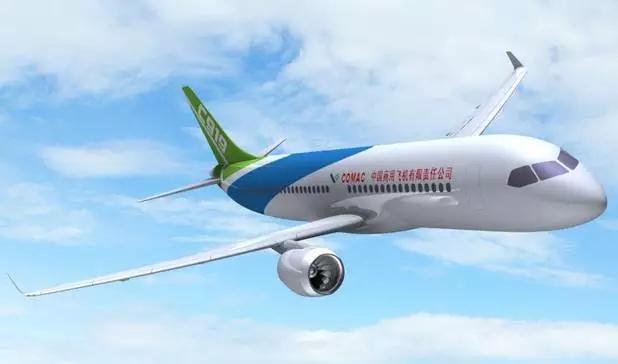 航标准研制的干线民用飞机