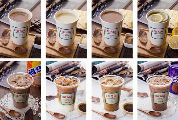 兰芳园丝袜奶茶招商加盟,兰芳园丝袜奶茶加盟条件_4
