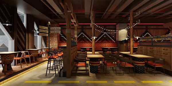 餐厅设计——5号公路