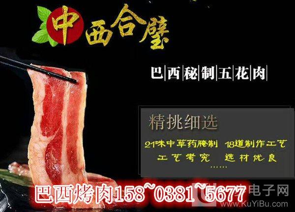 2017小吃巴西秘制烤制五花肉设备哪里有卖?_2