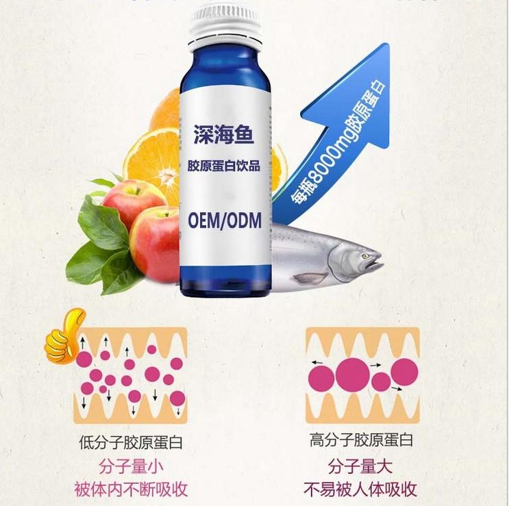 胶原蛋白燕窝果汁饮品OEM代加工