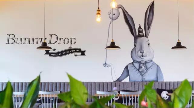 三年,1096个日夜,BunnyDrop白兔糖咖餐的精品进击之道(图)_1