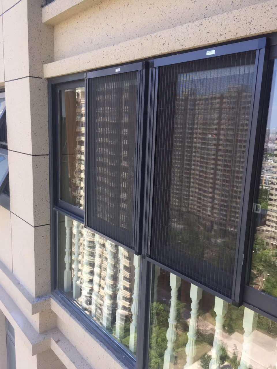纱窗上门安装隐形纱窗价格