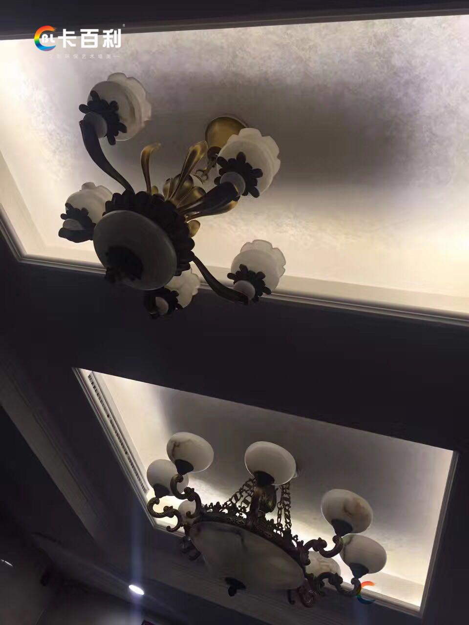 卡百利艺术壁材 开店一站式扶持