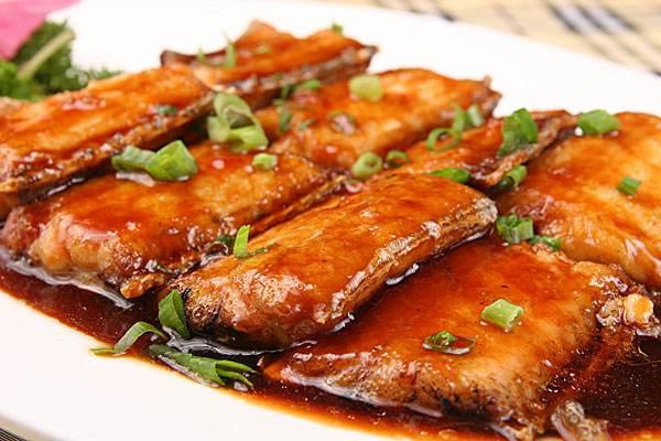 中式快餐红烧带鱼做法-皖香客大食堂快餐品牌