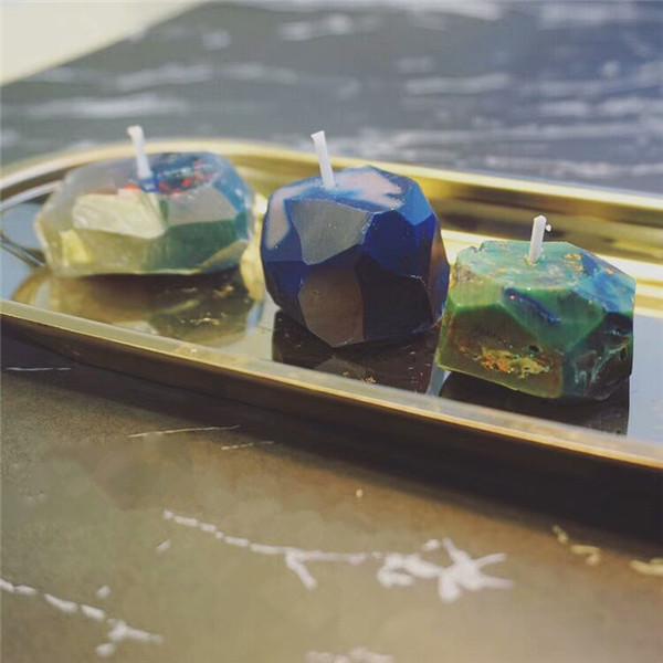 烛生活手工新品钻石蜡烛升级上市