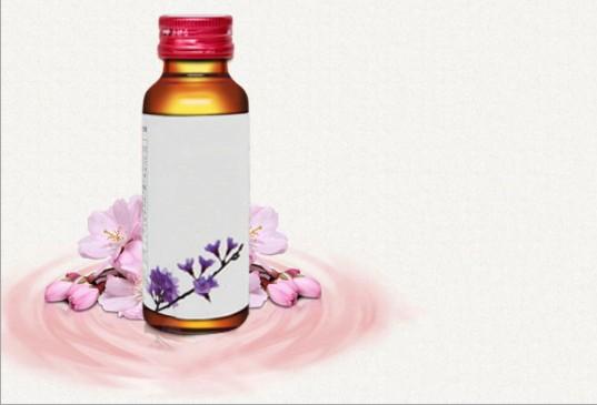30ml-50ml杜仲雄华黑生姜植物饮品代加工