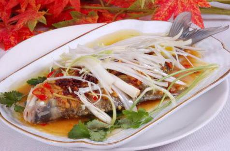 鸿业餐饮集团教您如何蒸鱼才好吃