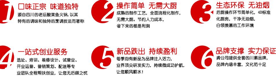 川素老坛酸菜鱼加盟_5
