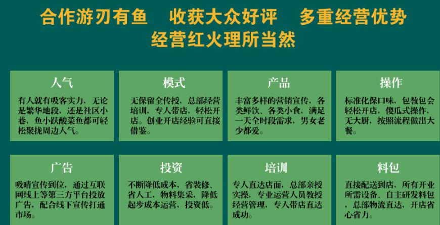 鱼小跃酸菜鱼加盟_6