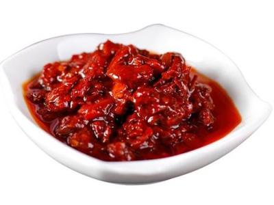 深圳饭堂承包教您如何制作豆瓣红油