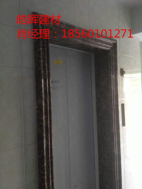 石塑电梯套口线-仿大理石电梯套口线