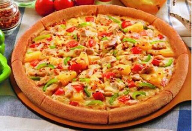 麦德克披萨