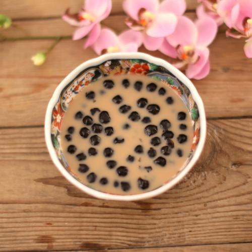 黑珍珠奶茶