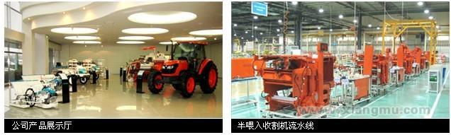 久保田联合收割机:国内水稻机械行业的领导品牌_17