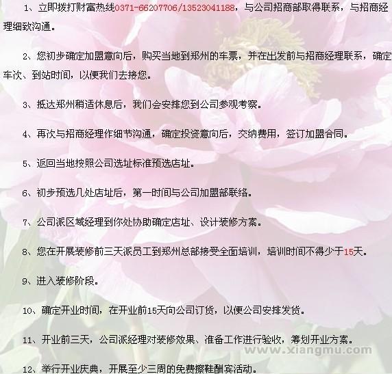 鞋护士美鞋坊连锁店:行业领导品牌_29