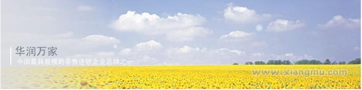 央企国有控股企业集团旗下品牌——华润万家连锁超市招商加盟_10