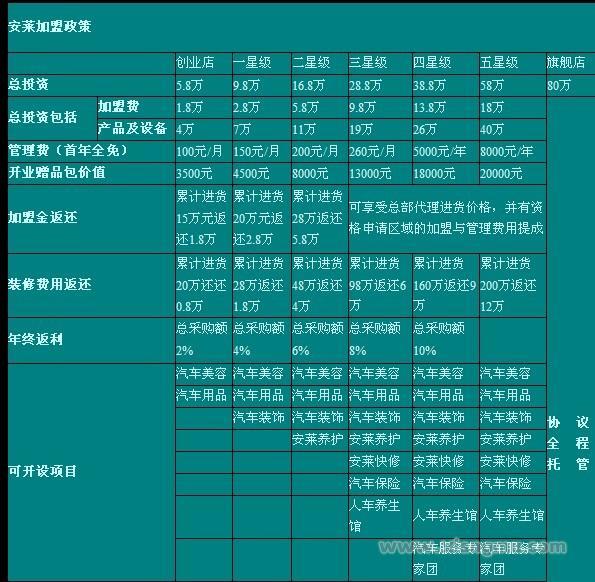 安莱汽车美容装饰:中国汽车后市场的航母企业_12