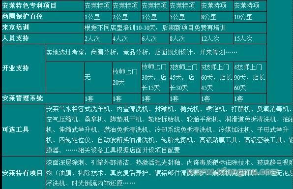 安莱汽车美容装饰:中国汽车后市场的航母企业_13