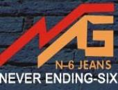 N-6 JEANS牛仔裤专卖连锁店