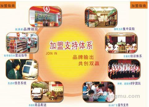 广州8字连锁便利店全国招商加盟_6