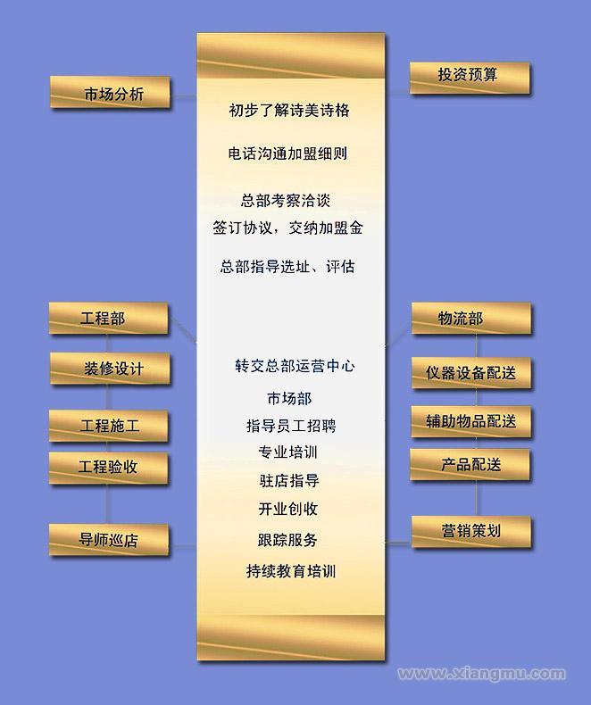 诗美诗格美容院加盟连锁店全国招商_8
