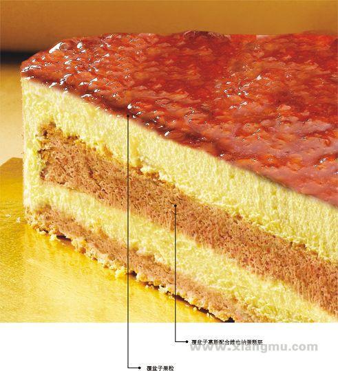 米旗蛋糕连锁店全国招商加盟_8