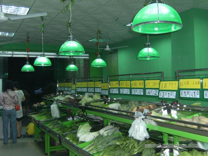 农家菜园蔬果超市加盟代理全国招商_5