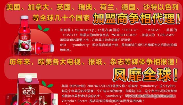 扬百利果汁加盟代理全国招商_4