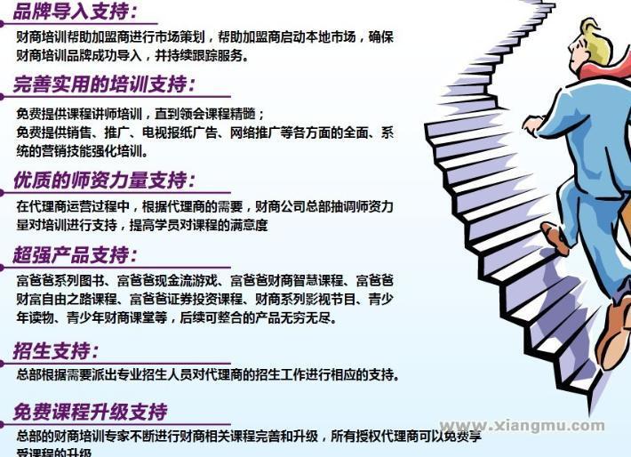 财商教育加盟代理全国招商_11