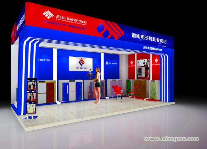 代理热产品,跟对好厂家——三川智能电子鞋柜全国诚征代理经销商_4