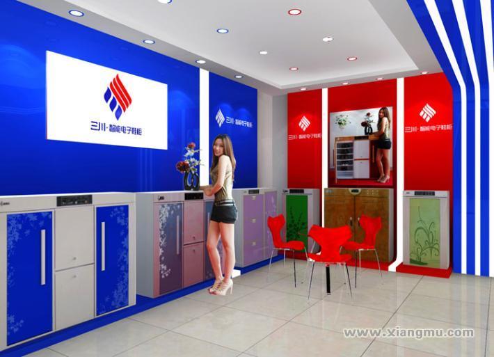 代理热产品,跟对好厂家——三川智能电子鞋柜全国诚征代理经销商_5