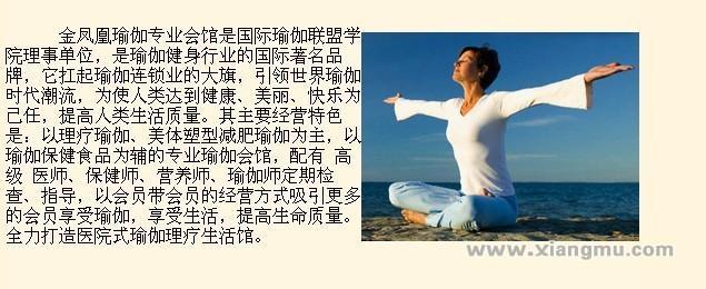 金凤凰瑜伽连锁——打造中国瑜珈业_6