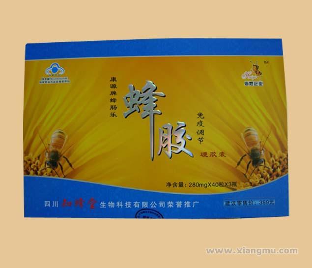 知蜂堂蜂产品加盟_3