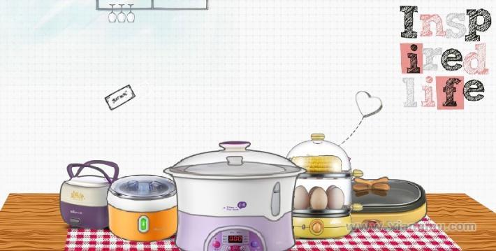 小熊电器代理经销全国招商_1