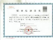 职业培训证书招商加盟CETTIC