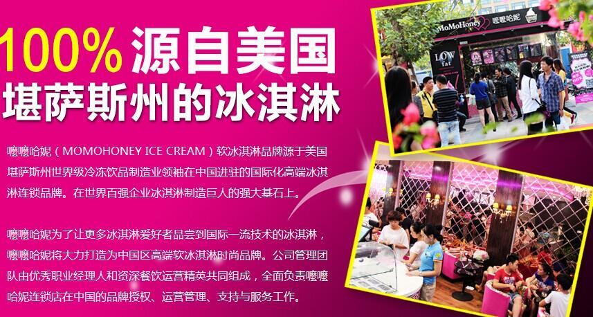 嚒嚒哈妮冰淇淋加盟连锁-国际知名冰淇淋加盟连锁店_3