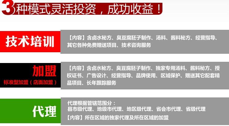 黑色經典臭豆腐加盟火爆招商_3
