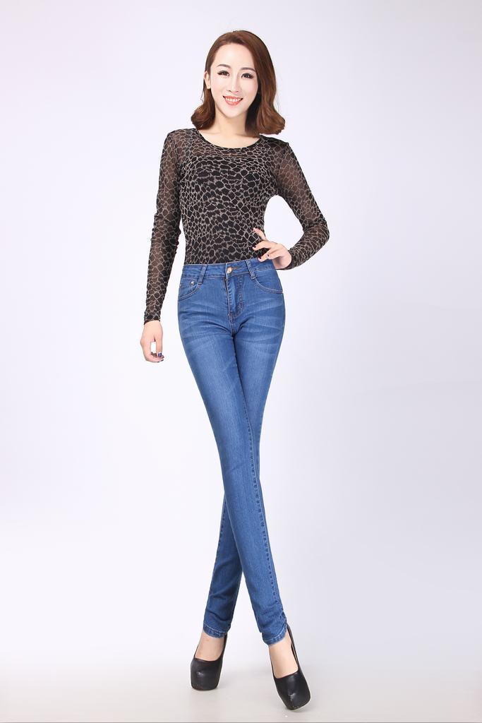 女装裤商务裤牛仔裤批发 厂家直批 价格低廉