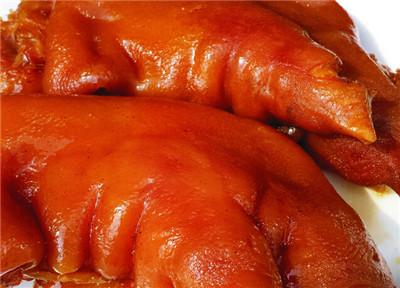 方燕烤猪蹄