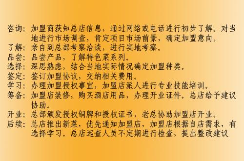 唐口姚记麻辣鱼加盟流程_1