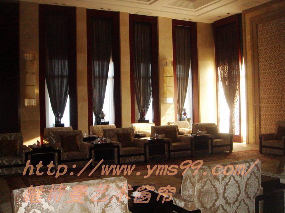 成品窗帘哪个品牌好?就选小油菜布艺窗帘行业_1
