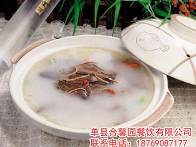 单县羊肉汤加盟连锁 合馨园餐饮有限公司_1