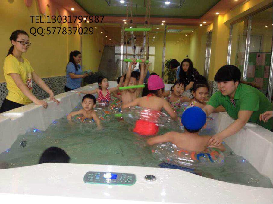 亚克力大型拼装儿童多功能游泳池