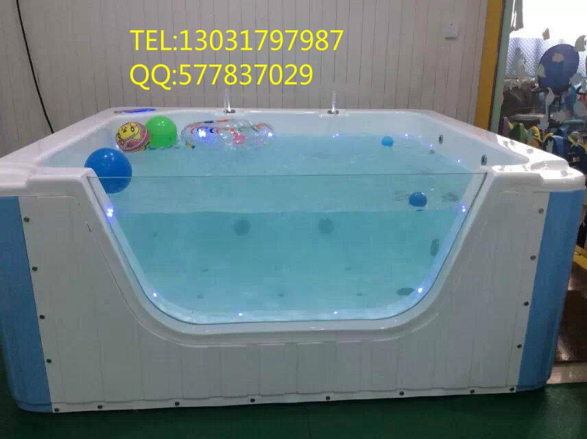 单面透明多功能玻璃池