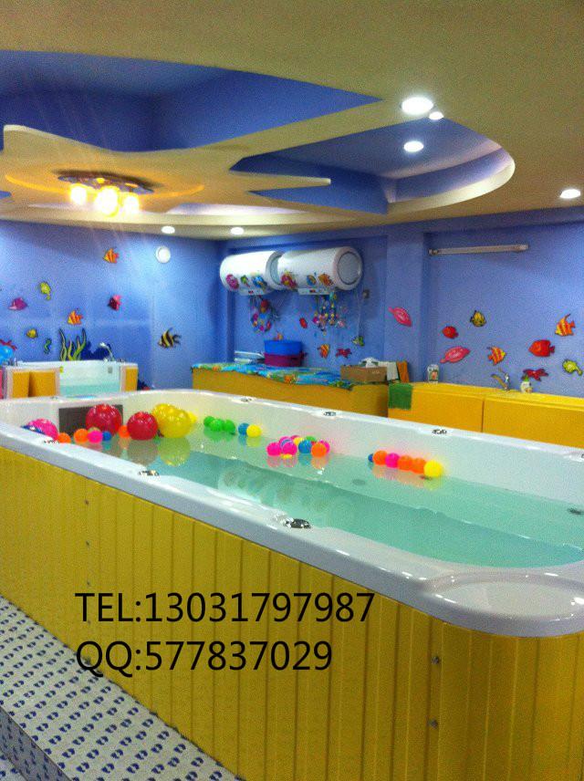 可拆装式儿童游泳池黑龙江儿童游泳馆加盟_3