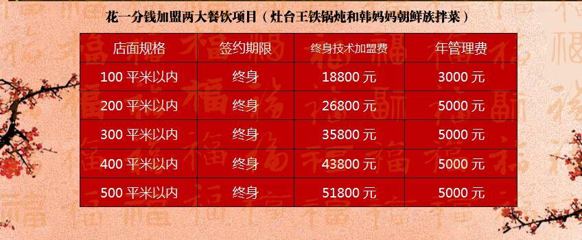 东北灶台王铁锅炖加盟费多少钱,灶台王铁锅炖加盟连锁火爆招商_6