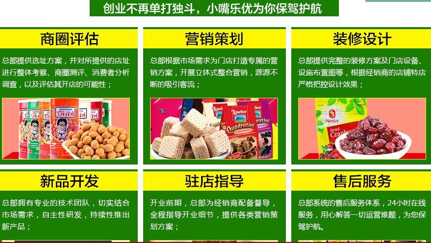 小嘴乐优休闲食品招商加盟_7